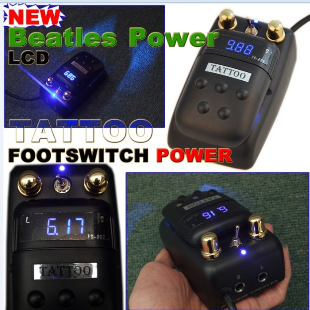 New Mini Tattoo Power supply