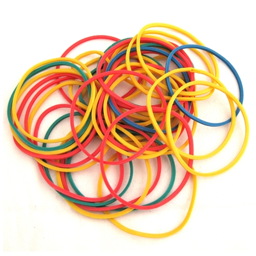 Tattoo Mix Colour Rubber Band