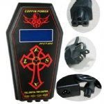 2011 NEW LCD COFFIN Tattoo Power supply