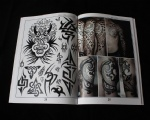 New fashion flower tattoo book9