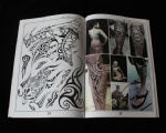 New fashion flower tattoo book10