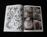 New fashion flower tattoo book12