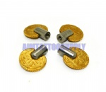 Brass Tattoo Machine Vise Screw