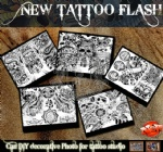 BOOG Traditional tattoo flash