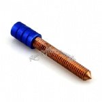 New M4 Copper Colorful Tattoo Contact Screw