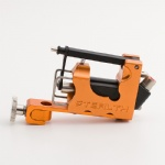 New  RCA Aluminium Stealth Rotary Tattoo Machine  Orange