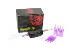 New Hot Sale Purple Tattoo Short Disposable Tattoo Tip