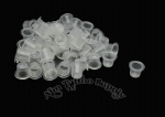Clear Tattoo Ink Cups With New Professional Package 1000pcs/bag