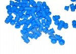 New Design Packing Blue Tattoo Ink Cups M Size 500pcs