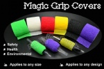 Hot Sale New DIY Magic Tattoo Grip Covers White