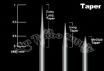 #12 Round Shader tattoo needles