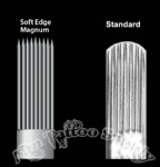 Soft Edge Magnum Tattoo Needles