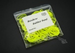 Yellow New Rainbow Rubber Band