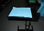 New Blue Disposable moving tattoo work table waterproof pad