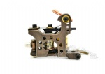Original PADIY IRONS CNC brass coil tattoo machine Shader