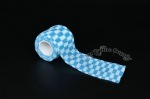 Tattoo Grip Cover Bandages Blue Plaid