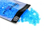 New Clear Blue Tattoo Ink Cup M size